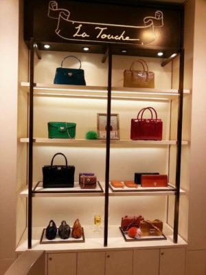 Crocodile-handbag-in-Hyundai-department-store
